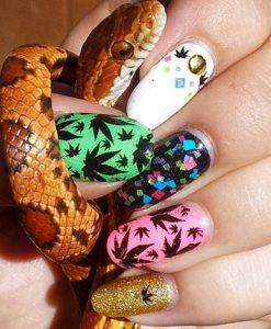 Fingernail Decals