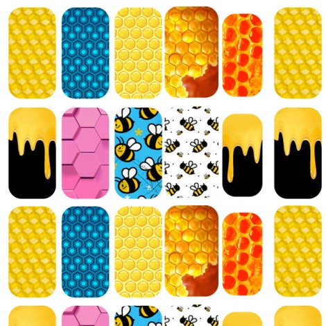 honeycomb-decals-apeshit-clothing-weed-leaf-fingernail-decals