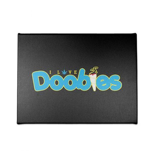i-love-doobies-blue-canvas-apeshit-clothing-weed-marijuana