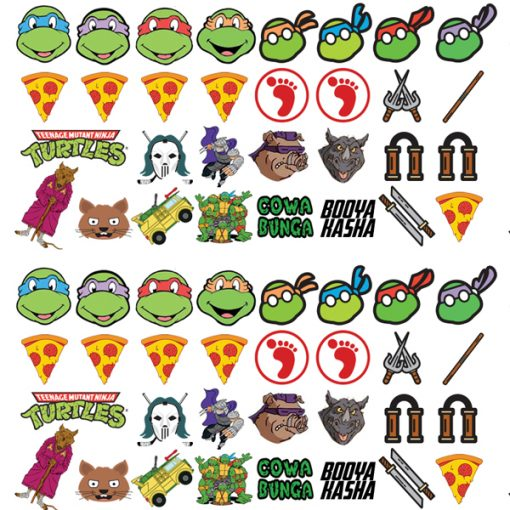 ninja-turtle-weed-finger-nail-decals-5-apeshit-shirt-lady-marijuana-weed-leaf-decals-fingernail-apeshit-clothing