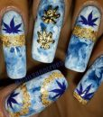 weed-finger-nail-decals-10-apeshit-shirt-lady-marijuana-weed-leaf-decals-fingernail-apeshit-clothing