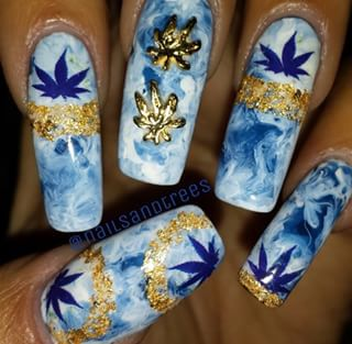 weed-finger-nail-decals-51-apeshit-shirt-lady-marijuana-weed-leaf-decals-fingernail-apeshit-clothing