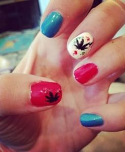 weed-finger-nail-decals-109-apeshit-shirt-lady-marijuana-weed-leaf-decals-fingernail-apeshit-clothing
