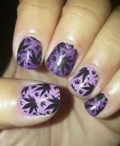 weed-finger-nail-decals-22-apeshit-shirt-lady-marijuana-weed-leaf-decals-fingernail-apeshit-clothing
