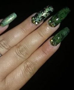 weed-finger-nail-decals-3-apeshit-shirt-lady-marijuana-weed-leaf-decals-fingernail-apeshit-clothing