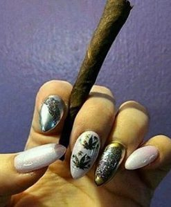 weed-finger-nail-decals-7-apeshit-shirt-lady-marijuana-weed-leaf-decals-fingernail-apeshit-clothing